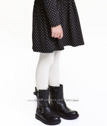 Новые сапожки ботинки H&M 25 размер стелька 16-16. 5см