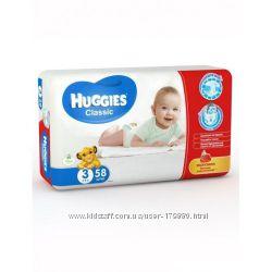 94ac5c6f01b8 Подгузники Хаггис Huggies Classic - низкая цена, доставка, 216 грн ...
