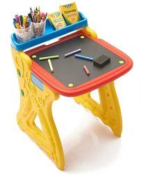 Парта Crayola, бу