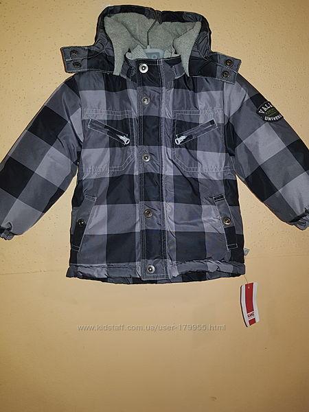 Зимняя куртка Kanz р. 80 новая 3 в 1