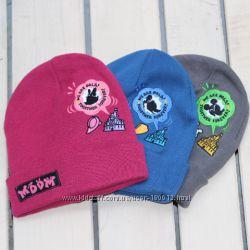 Детские шапочки Disney для девочек и мальчиков