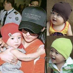 Самые модные детские демисезонные шапочки