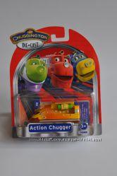 Паровозик Chuggington Action Chugger из серии Die-Cast