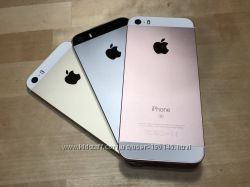 Apple iPhone SE 64gb grey, rose, gold