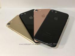 Apple iPhone 7 32gb Gold, Black, Rose.