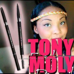 Идеальный карандаш для бровей Tony Moly Lovely Eye Brow Pencil