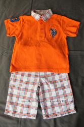 летний комплект для мальчика Polo