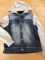 джинсова куртка від  Pepperts  для дівчинки або хлопчика