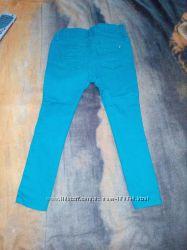 Продам наши джинсы скинни  рост 110-120