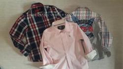 Рубашки р. 116-128