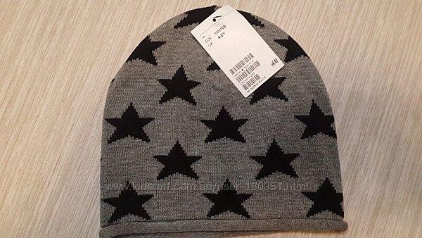 Новая деми шапка H&M