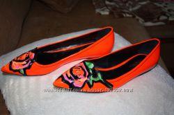 Шикарные  туфли лодочки LOUIS VUITTON
