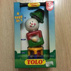 Пирамидка клоун Tolo