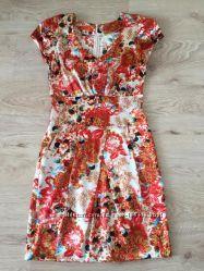 Платье Cat Orange, 42 размер идет как S