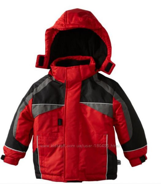 Куртка зимняя брендовая Rothschild из США