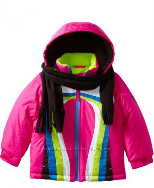 Куртка зимняя для девочек ROTHSСHILD из США . Оригинал