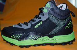 Демисезонные кожаные ботинки TEVA  из Америки . Оригинал