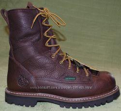 Ботинки сверхпрочные кожаные непромокаемые . Доминикана