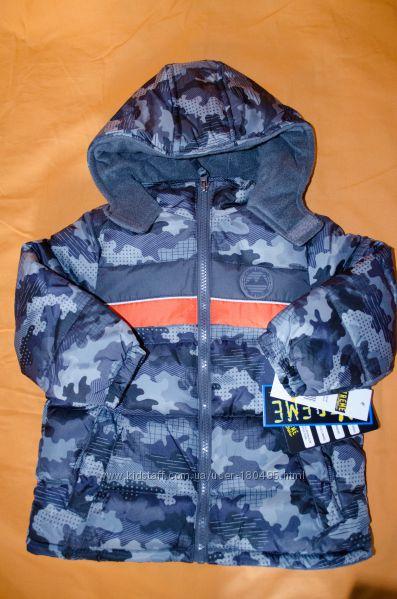 Теплая и легкая по весу куртка Ixtreme из Америки.