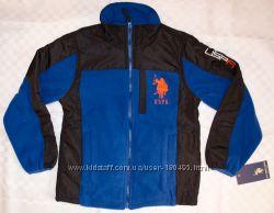 Куртка флиска Polo Assn USA