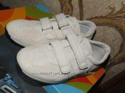 Качественные замшевые туфли молочно-белого Timar junior Италия 33 р 21, 7 с 6f3ba4cadde