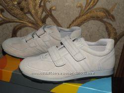 Замшевые туфли молочно- белого Timar junior Италия 34 р ст 22, 5  см