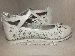 Распродажа туфли с перфорацией Asso 36 р