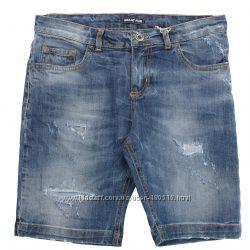 Модные рваные и потертые шорты FUN FUN Италия