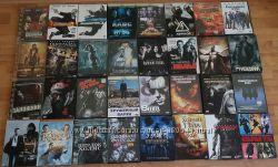 Лицензионные DVD диски из домашней коллекции