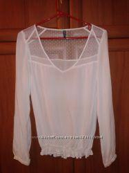 Шикарная блузка Naf-Naf