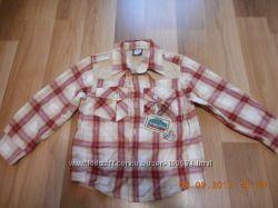 Стильна байкова сорочка р. 104