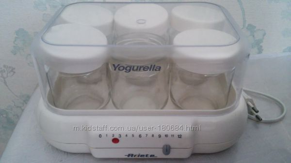Йогуртница ARIETE M85