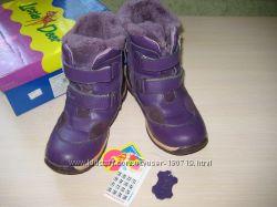 Зимние сапожки ТМ B&G на девочку размер 31