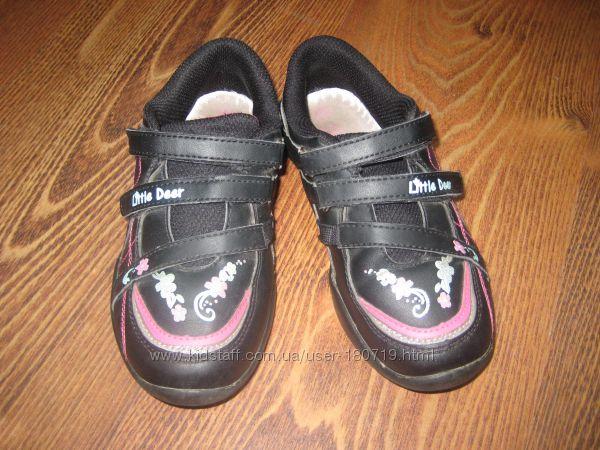 Кроссовки на девочку B&G
