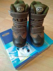 Зимние термо-ботинки ТМ B&G р. 27