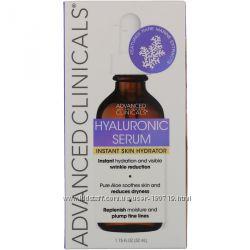 Сыворотка с гиалуроновой кислотой Advanced Clinicals