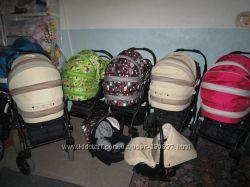 Продам универсальную коляску 2 в 1 Anmar Hilux