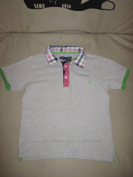 Яркая футболка mayoral