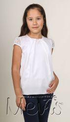 Школьные блузочки  рост 122-164