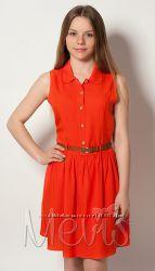 Хлопковое платье для подростка или девушке размер S