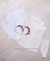 школьные блузочки Suzie рост 122-158