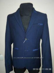 школьный костюм синий на рост 134, 140