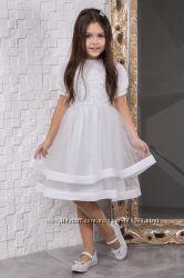 нарядное белое платье Тм Сьюзи