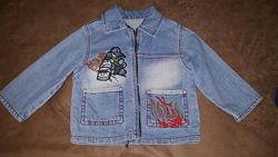 Курточки Gloria Jeans на 12 и 24м по 50 грн