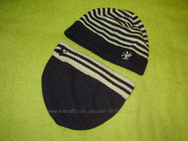 NEXT шапки  на 3-6 лет