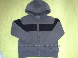 OLD NAVY курточка-меховушка размер  на 5-7 лет