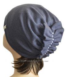 Зимняя шапка Мотылек, разные цвета
