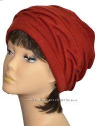 Зимняя шапка Эврика, разные цвета