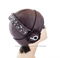 Стильная молодежная шапка Наушники, разные цвета