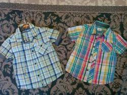 Модные рубашечки до 2, 5-3 лет